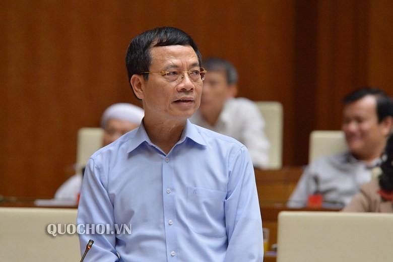 Bộ trưởng Bộ Thông tin và Truyền thông Nguyễn Mạnh Hùng: Cần mạnh tay dọn 'rác' không gian mạng