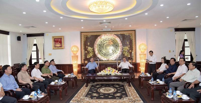 Bộ trưởng Tô Lâm: Công an chính quy về xã phải nắm được dân, phải được dân tin yêu