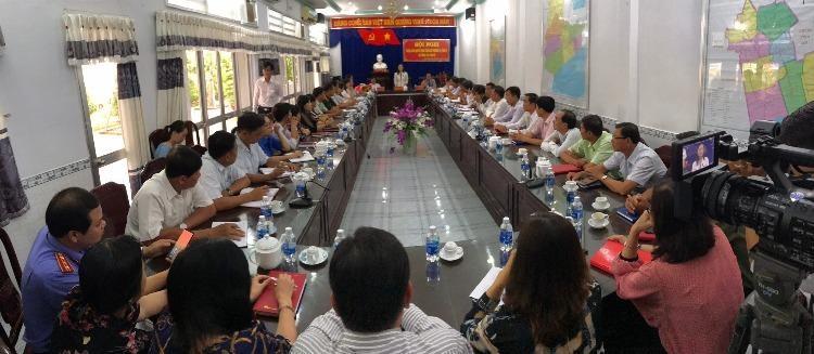 Bạc Liêu điều động Phó Chủ tịch HĐND tỉnh làm Bí thư huyện Hòa Bình