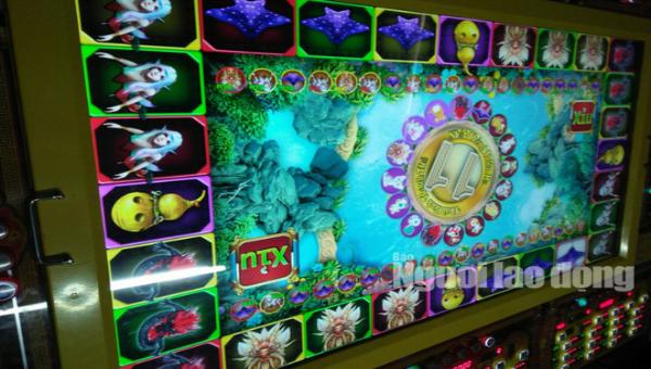 """Ai chịu trách nhiệm trong vụ máy casino được cấp """"nhầm"""" vào cơ sở chơi game ở Bạc Liêu?"""