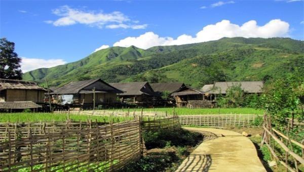 Tam Đường (Lai Châu) chú trọng phát triển và khai thác du lịch cộng đồng