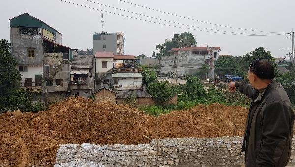 Cao Bằng: Đất đang bị kiện tranh chấp vì chiếm dụng trái phép vẫn được cấp sổ đỏ, đem phân lô bán nền