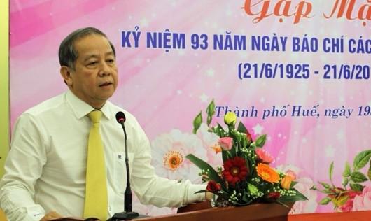 Thừa Thiên Huế: Tạo mối quan hệ cởi mở với báo chí