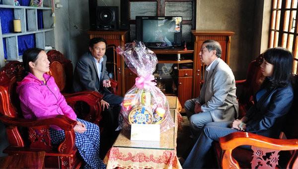 Thừa Thiên Huế: Gần 17 tỷ đồng trợ giúp các đối tượng chính sách dịp Tết Kỷ Hợi