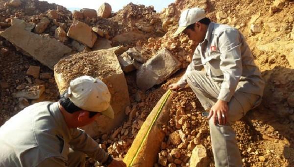 Phát hiện bom nặng 113 kg ở vùng biên Quảng Trị