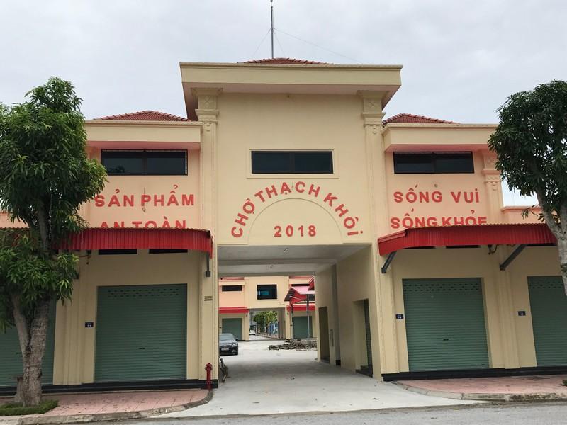 Hải Dương: Xây dựng chợ Thạch Khôi mới là chủ trương đúng đắn, hợp lòng dân