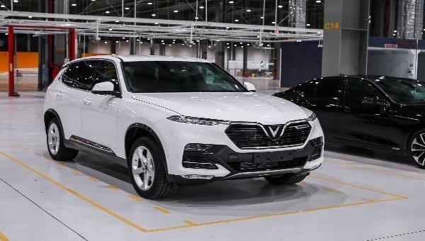 VinFast tiến hành chạy thử xe Lux và Fadil tại Việt Nam