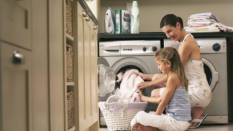 Kết quả hình ảnh cho giặt là nhiều lần