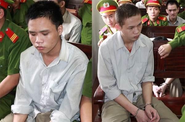 Hai bị cáo bị tuyên án chung thân